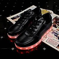 Кросівки Супер Хіт з підсвіткою підошви, LED 37-й розмір