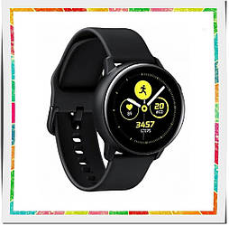 Смарт-часы Samsung Galaxy Watch Active SM-R500NZKA Black