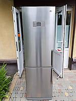 Двухкамерний холодильник LG grb459bngz