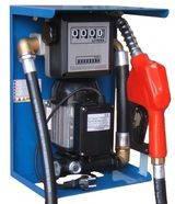 Оборудование для перекачки дизельного топлива 12В,  (топливо-раздаточная колонка)