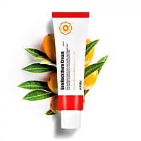 Крем для лица с облепихой восстанавливающий для сухой кожи A'pieu Sea Buckthorn Cream 50мл