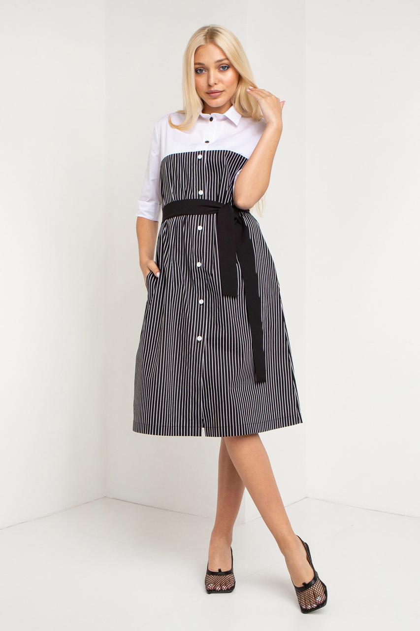Платье-рубашка ZULYA