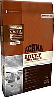 ACANA ADULT LARGE BREED Биологически соответствующий корм для взрослых собак крупных пород 17 кг