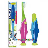 Зубная щетка мягкая Акула от 2 до 8 лет Pierrot Ref.99, фото 1