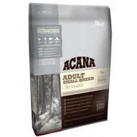 ACANA Adult Small Breed Биологически соответствующий корм для взрослых собак малых пород 6 кг