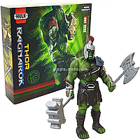 Игровой набор «Супергерои» Фигурка Халк с оружием 30 см (3333)