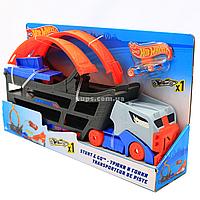 Игровой набор автотрек Hot Wheels крутые трюки (GCK38)