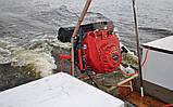 ПОДВЕСНОЙ ЛОДОЧНЫЙ МОТОР-БОЛОТОХОД MRS-24 hp, фото 4