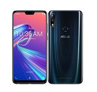 Смартфон с мощной батареей на 2 сим Asus ZenFone Max Pro M2 ZB631KL 4/64гб blue NFC, фото 1