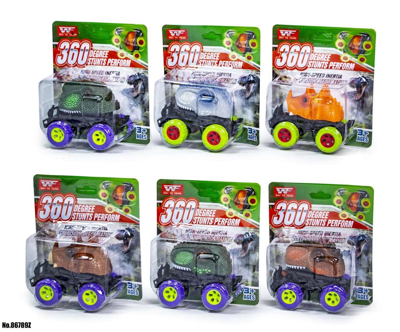 Машинка-динозавр 86789Z