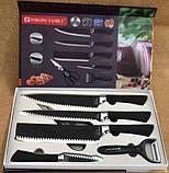 Набір ножів 6в1 Forging Family H0098, фото 3
