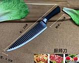Набір ножів 6в1 Forging Family H0098, фото 8