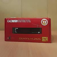 Цифровой эфирный ресивер Uclan Denis T2