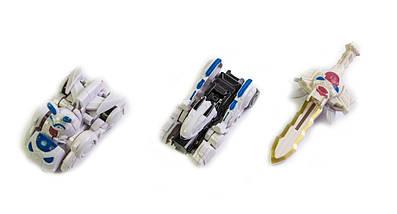 """Роботы-Трансформеры """"Монкарт"""" (Monkart), фото 3"""
