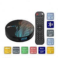 Смарт приставка HK1 Max Smart tv (4 Gb Ram / 32 Gb Flash)