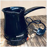 Электрическая кофеварка-турка Marado Черный