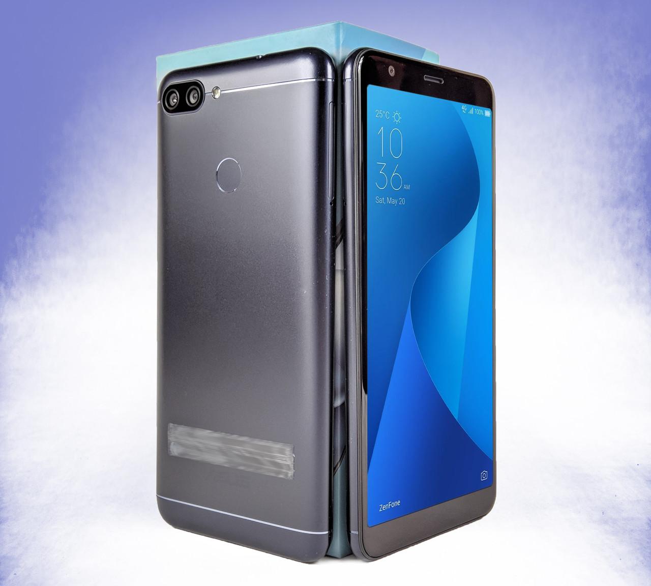 "Asus ZenFone Max Plus (M1) 5.7"" | 4/64Gb | FHD+ | 4130 мАч"