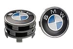 Колпачок заглушка литого диска BMW 1 E87 БМВ Ø 69-65 36131182766 36136783536 36131180419