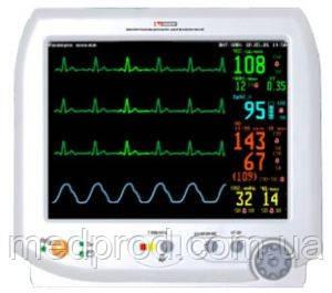 Монитор МИТАР-01-«Р-Д» реанимационный и анестезиологический ЧСС, ЭКГ, ПГ, ЧД, АПНОЭ - комплект №1
