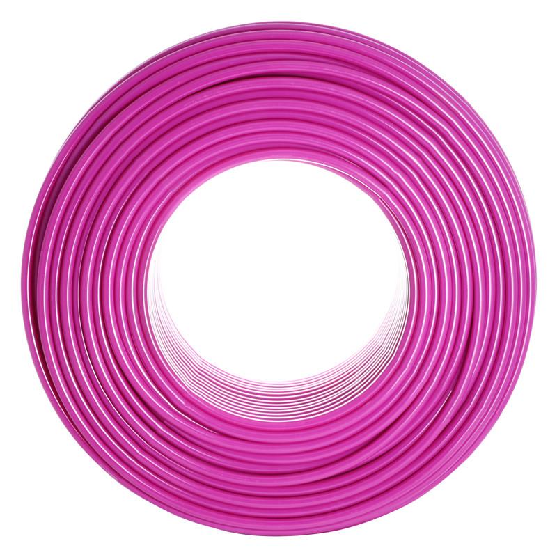 Труба для теплого пола с кислородным барьером KOER PEX-B EVOH 16*2,0 (PINK) (200 м) (KR2865)
