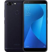 Смартфон с металлическим корпусом и большим дисплеем на 2 симки Asus ZenFone Pegasus 4S Max Plus ZB570TL black