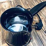 Электрическая кофеварка-турка Marado Черный, фото 2