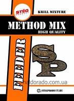 Прикормка Кріль Stеg Product Metod Mix 0.8 кг