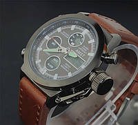 Мужские элитные спортивные часы AMST, фото 1
