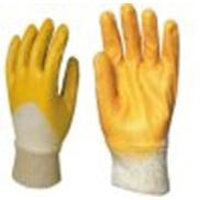 Перчатки Неполный облив ПЭ