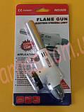 Газовая горелка с пьезоподжигом Flame Gun 920, фото 7