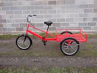 Велосипед грузовой  Греция КИЙ-В