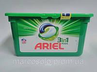 ARIEL Kaps 38 Żel Original Аріель 38шт, капсули для прання