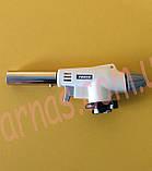 Газовая горелка с пьезоподжигом Master Torch WS-526, фото 2