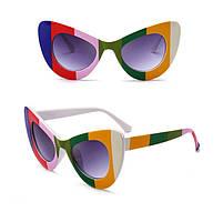 Жіночі сонцезахисні окуляри Rainbow, фото 2