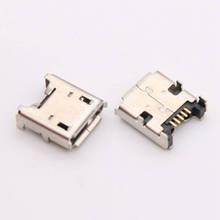 Разъем зарядки (коннектор) Acer A200, A210, B1-A71, Asus ME371MG, micro-USB