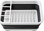 [ОПТ] BN-090 Сушилка для посуды складная силиконовая, фото 4