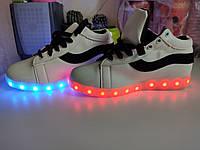 Кросівки Супер Хіт з підсвіткою підошви, LED 38-й розмір, фото 1