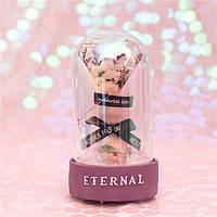 Музыкальный шар-светильник Eternal Розовый