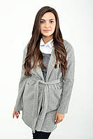 Кардиган женский 115R068 цвет Серый