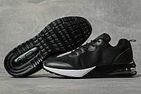 Кроссовки мужские Jomix черные, дышащий материал, прошиты. Код DO-17541