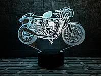 3D Светильник Мотоцикл 7, фото 1