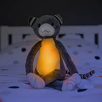 ZAZU Музыкальная мягкая игрушка KATIE с ночником, фото 1