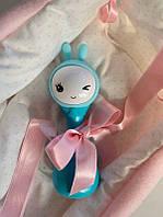 Игрушка-ночник Smarty Зайка Alilo R1 YoYo бирюзовый, фото 1