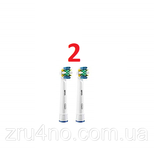 Насадки для зубной щетки ORAL-B floss action (EB25)