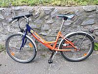 Подростковый велосипед б/у на планетарке