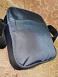 (Новый стиль)Барсетка PUMA Оксфорд ткань 1000D/Сумка спортивные для через плечо Унисекс ОПТ, фото 6