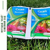 Фунгіцид Скай 2 г Сімейний сад, фото 1