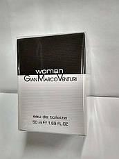 Gian Marco Venturi Woman Туалетная вода 100 ml EDT (Жан Марко Вентури) Женский Парфюм Аромат Парфюмерия Духи, фото 2