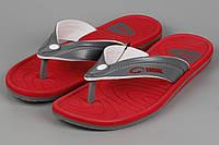 Вьетнамки шлепанцы мужские красные Gambol Sahab красные Размеры 42 44 45, фото 1
