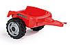 Детский трактор с прицепом SMOBY XXL, фото 4